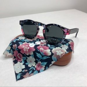 KOMONO Clement Floral sunglasses (NEW)